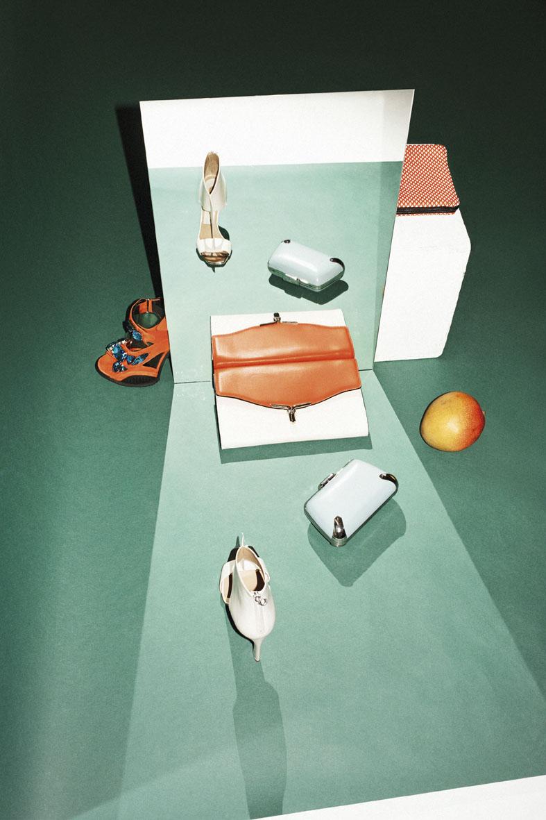 L'Express Styles April 2014 | Marco Pietracupa | Caractère | L'Express Styles | Vanessa Metz | Numerique Retouch Photo Retouching Studio