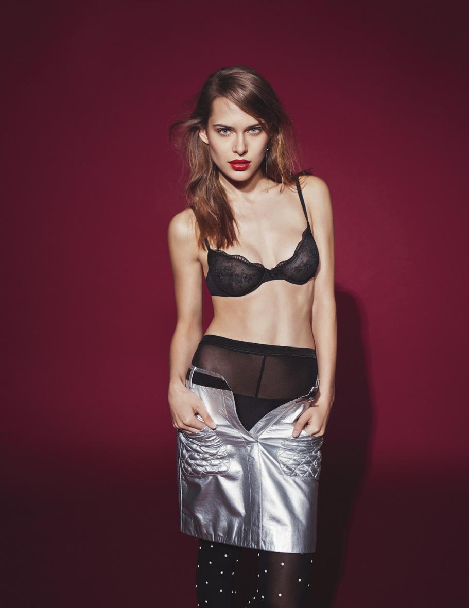 "GIOIA! September 2014 ""E adesso vestiti"" | Lady Tarin | Isaia | Gioia | Maria Giulia Riva | Numerique Retouch Photo Retouching Studio"