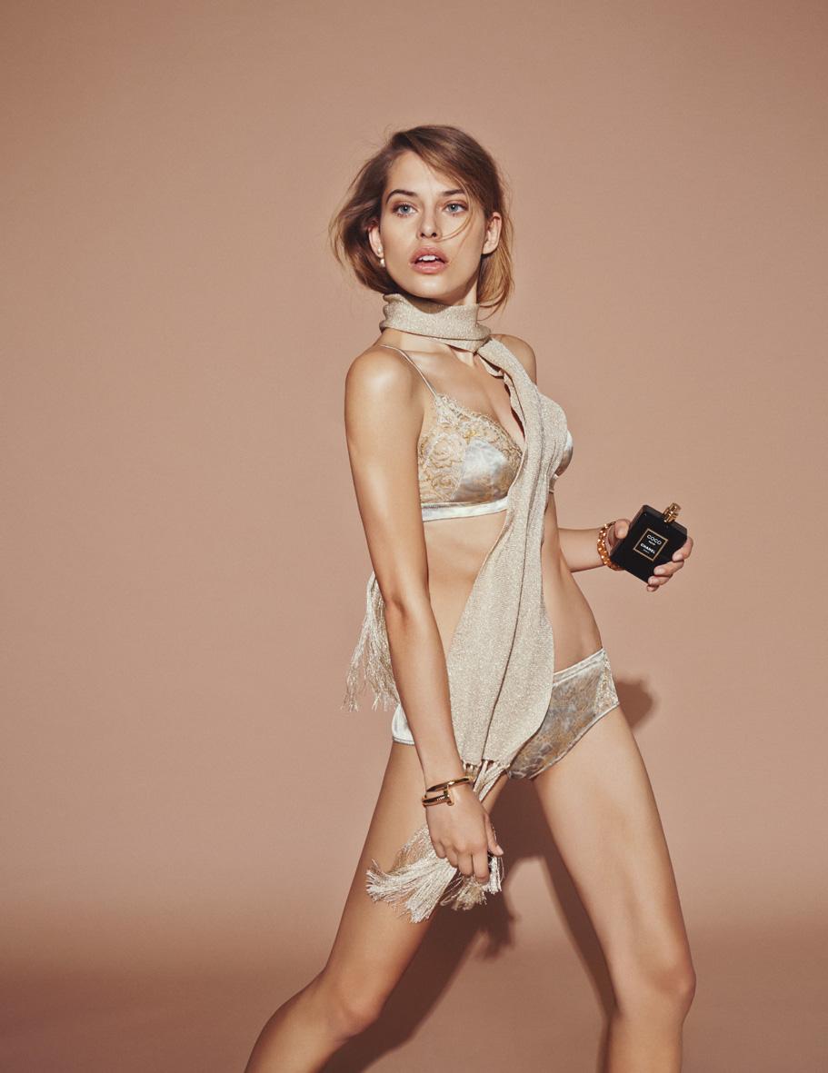 """GIOIA! September 2014 """"E adesso vestiti""""   Lady Tarin   Gioia   Maria Giulia Riva   Numerique Retouch Photo Retouching Studio"""