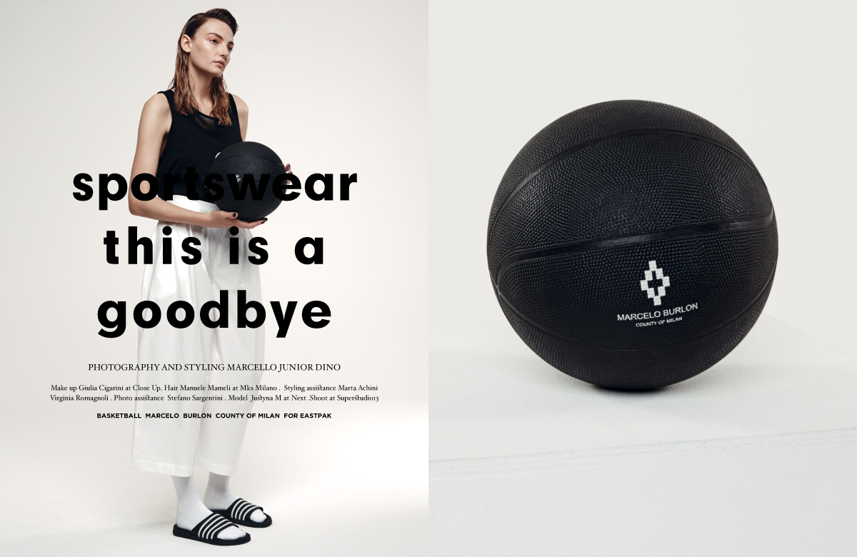 "Punkt September 2014 ""Sportswear, this is a goodbye"" 