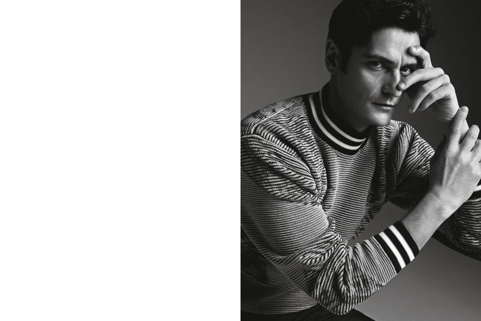 "GQ Spain February 2015 ""Antonio Pagudo""   Andoni & Arantxa   GQ Spain   Numerique Retouch Photo Retouching Studio"