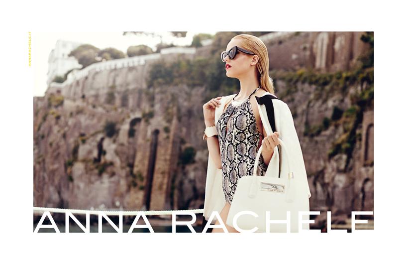 Anna Rachele SS 2015 | Andoni & Arantxa | Anna Rachele | Numerique Retouch Photo Retouching Studio