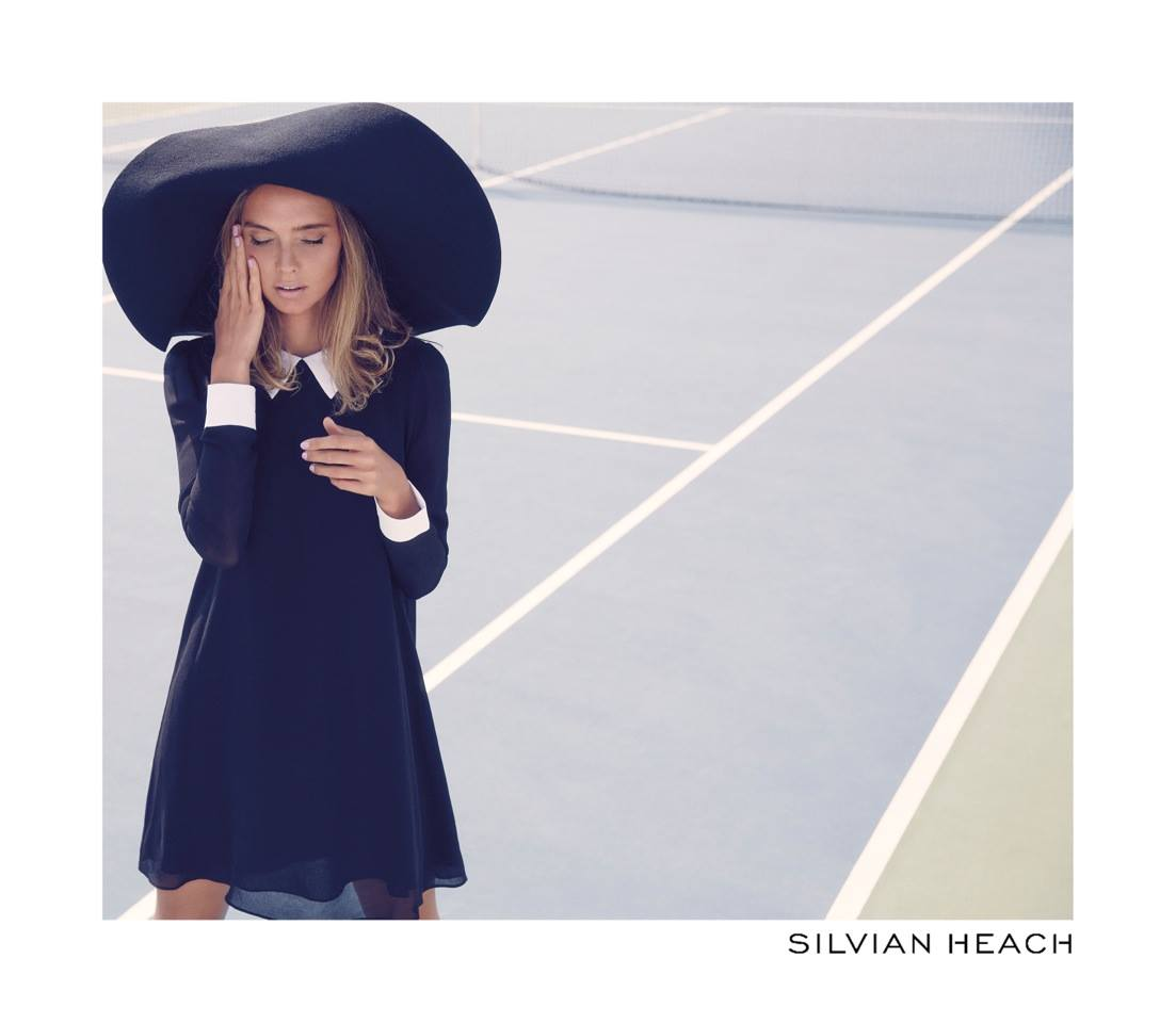 Silvian Heach SS 2015 Lookbook | Andoni & Arantxa | Silvian Heach | Numerique Retouch Photo Retouching Studio