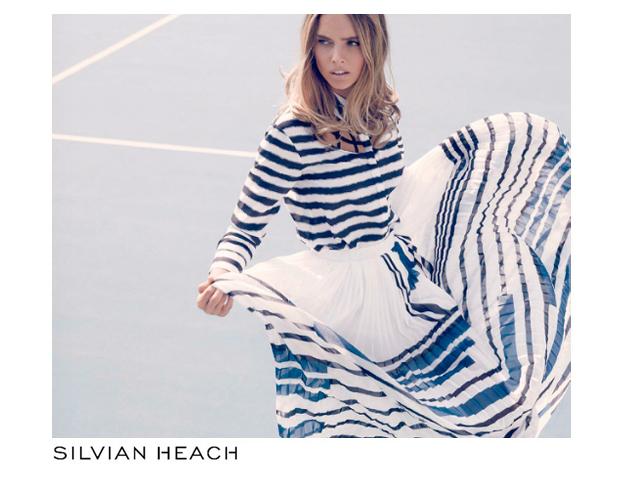 Silvian Heach SS 2015 Lookbook | Andoni & Arantxa | Silvian Heach | Numerique Retouch Photo Retouching Studio