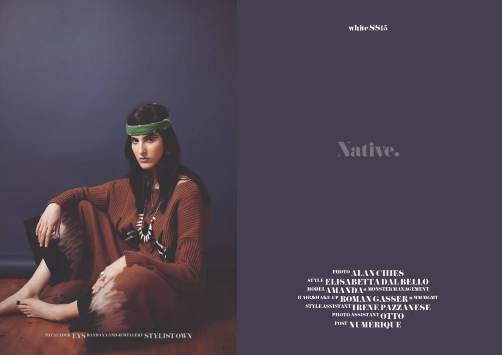 "RedMilk April 2015 ""Native."" 