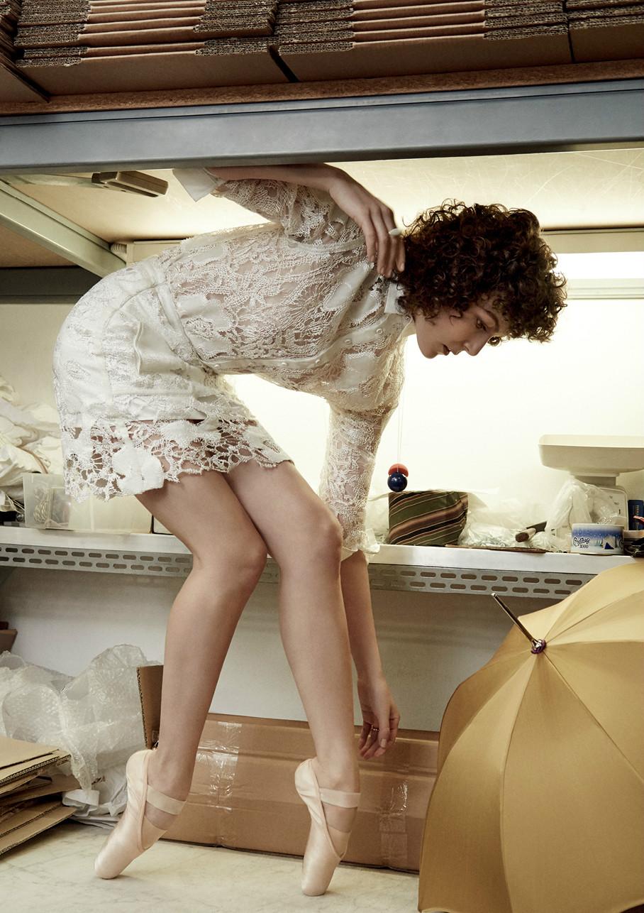 "Dazzle Spring 2015 Catalogue ""Start from Art"" | Carlotta Manaigo | Dazzle | Numerique Retouch Photo Retouching Studio"