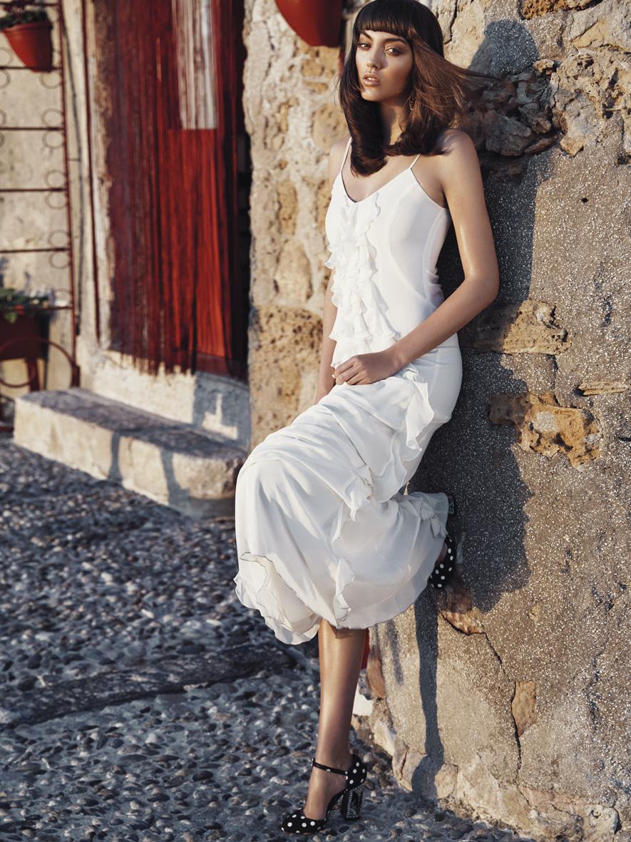 "Glamour Italia May 2015 ""Tra Spagna e Sicilia"" | Andoni & Arantxa | Glamour Italia | Edoardo Marchiori | Numerique Retouch Photo Retouching Studio"