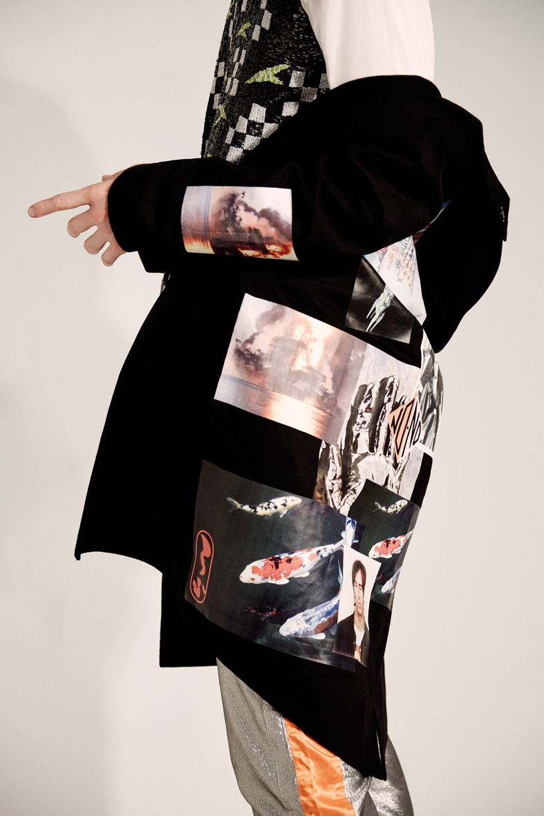 "Modern Weekly SS 2015 ""Boyhood""   Carlotta Manaigo   Modern Weekly China   Anna Pesonen   Numerique Retouch Photo Retouching Studio"