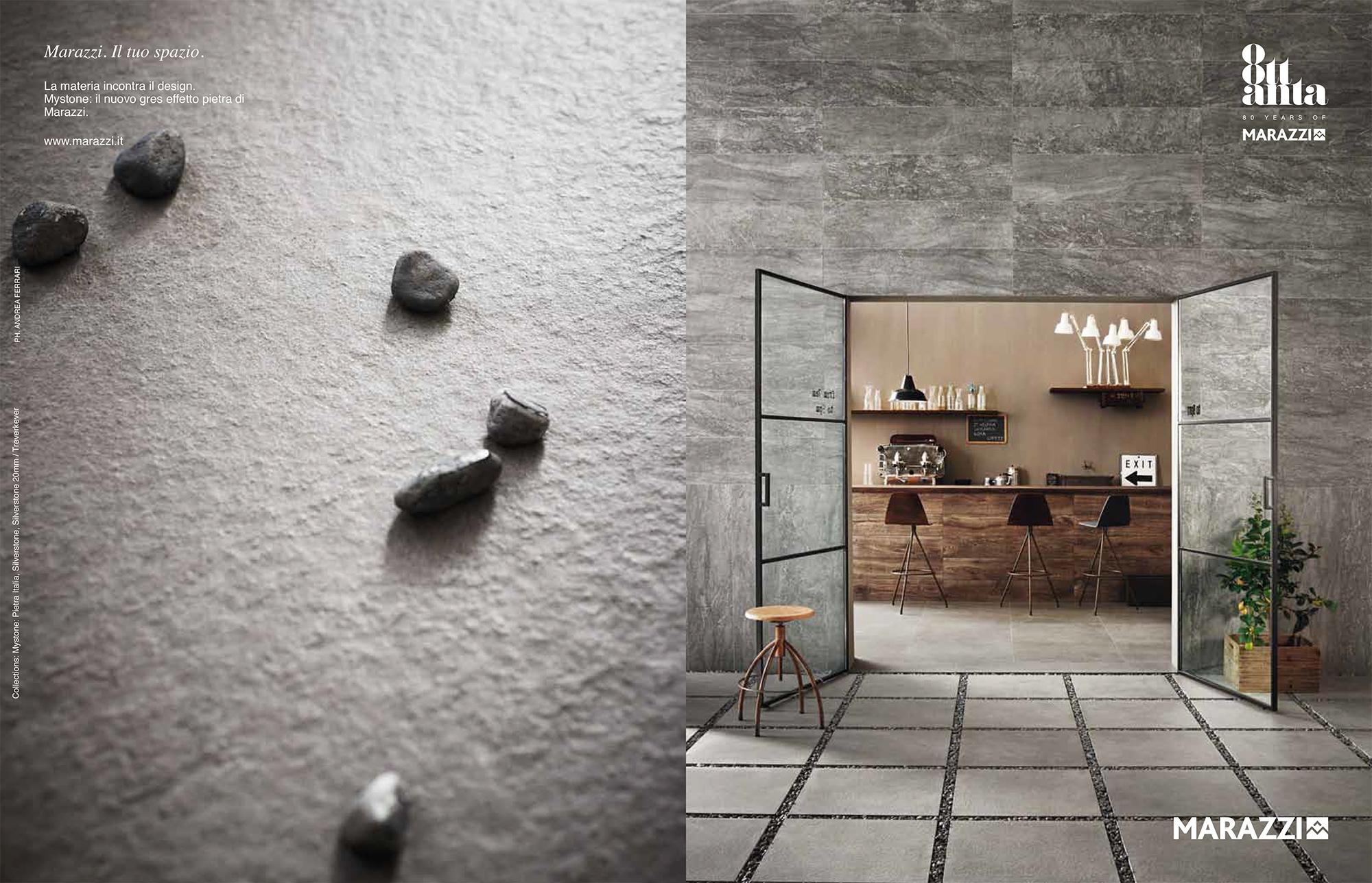 Marazzi 2015 Campaign | Andrea Ferrari | Marazzi | GQ Italia | Nelly de Melo Gonçalves | Numerique Retouch Photo Retouching Studio