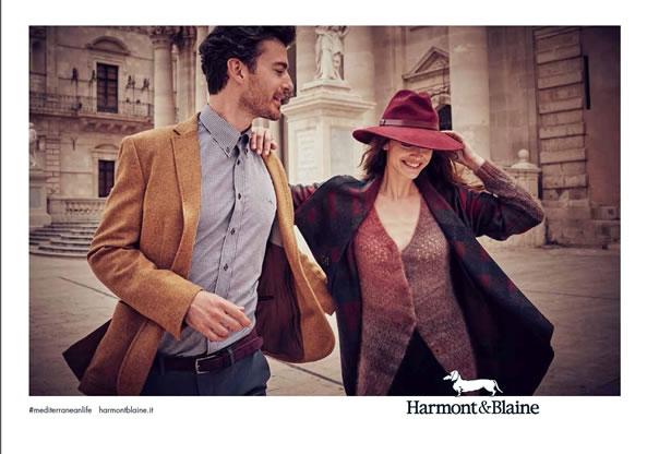 Harmont & Blaine FW 2015/2016 | Hamont & Blaine | Numerique Retouch Photo Retouching Studio