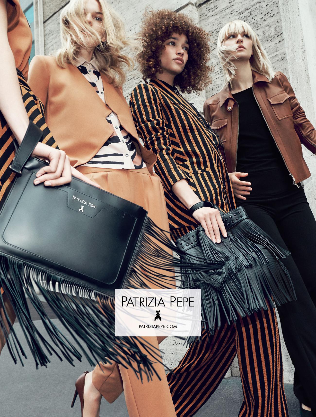 Patrizia Pepe FW 2015/2016 ADV | Mattia Balsamini | Patrizia Pepe | Icon | Andrea Tenerani | Numerique Retouch Photo Retouching Studio