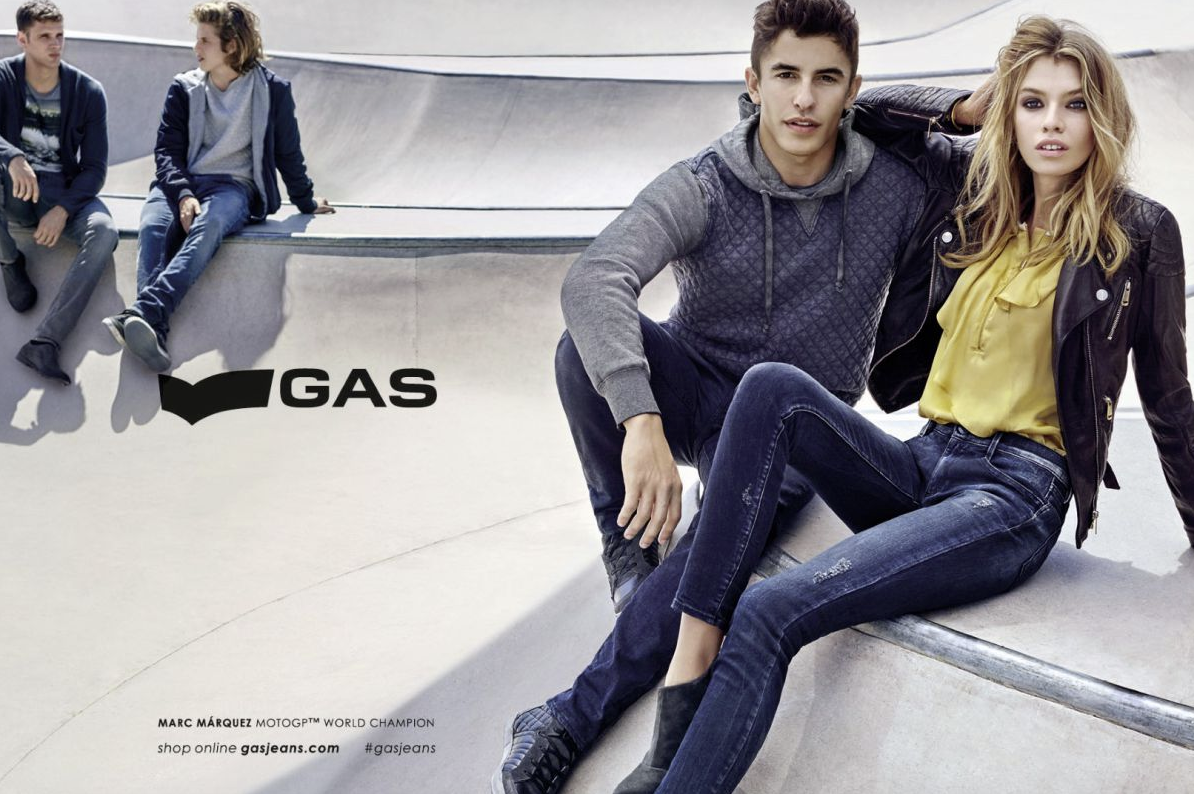 Gas AW 2015/2016 ADV | Sergi Pons | Gas | Elle Decor | Belen Casadevall | Numerique Retouch Photo Retouching Studio