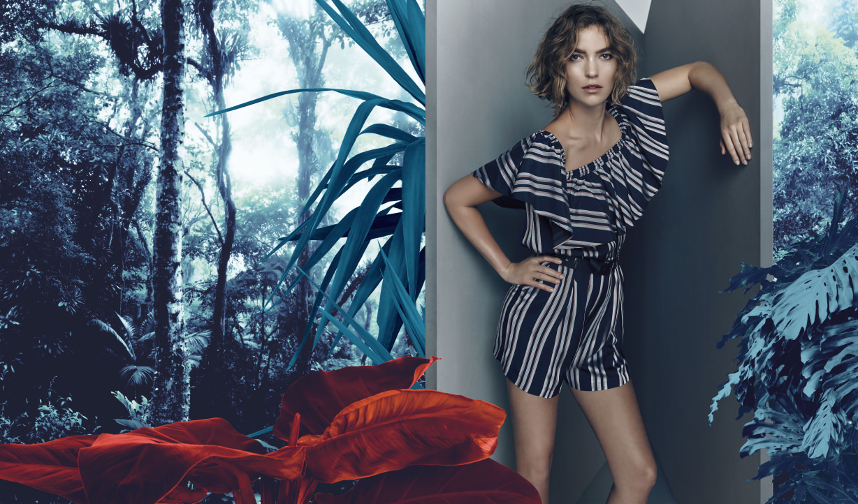 Pinko Campaign SS 2016 | Michelangelo di Battista | Pinko | Numerique Retouch Photo Retouching Studio