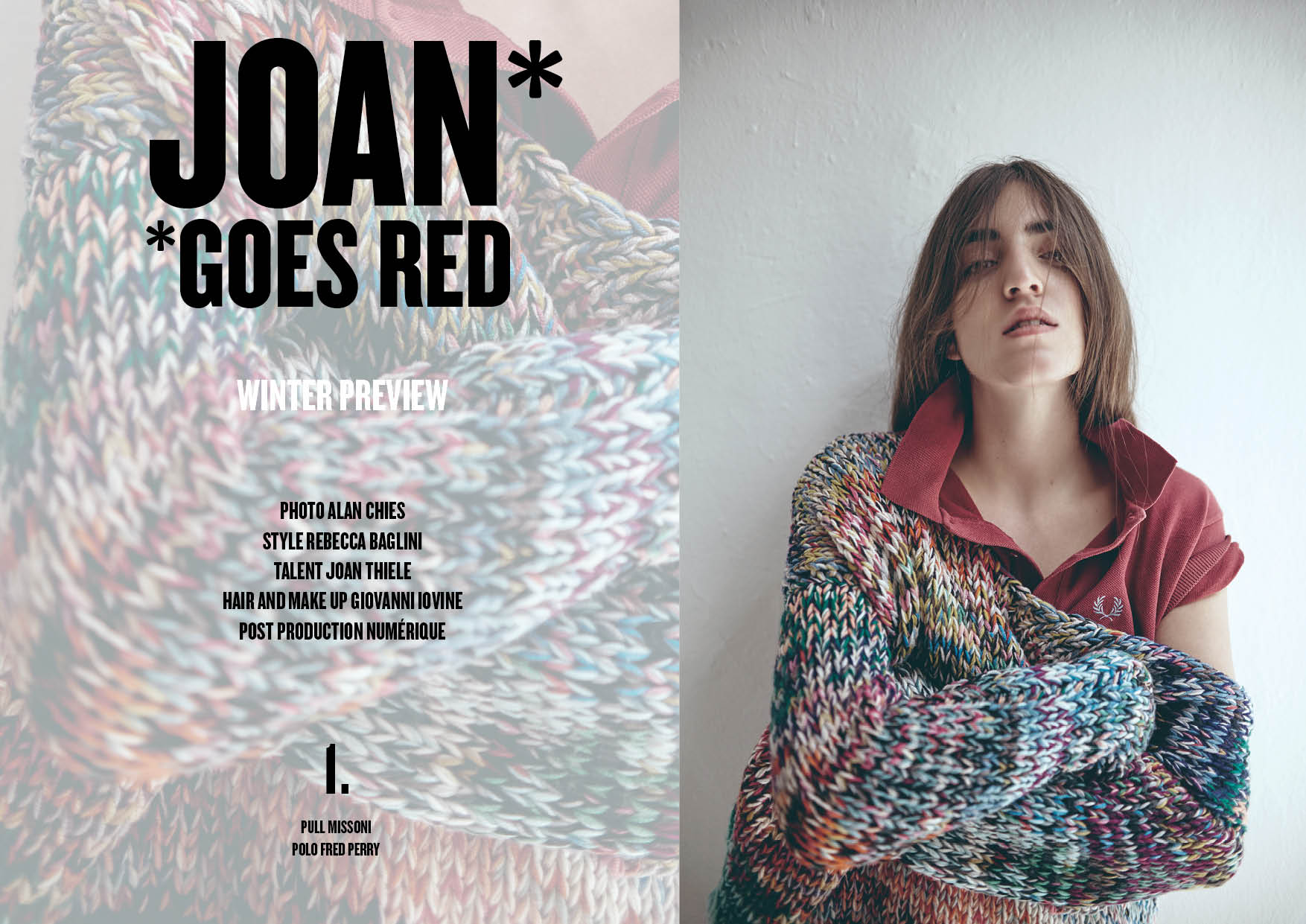 "RedMilk July 2016 ""Joan goes red"" 