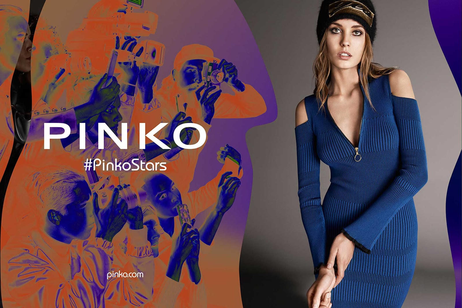 best service ed7bb 21ab8 pinko Fall 2016 Ad - 010 | Numerique Retouch Photo ...
