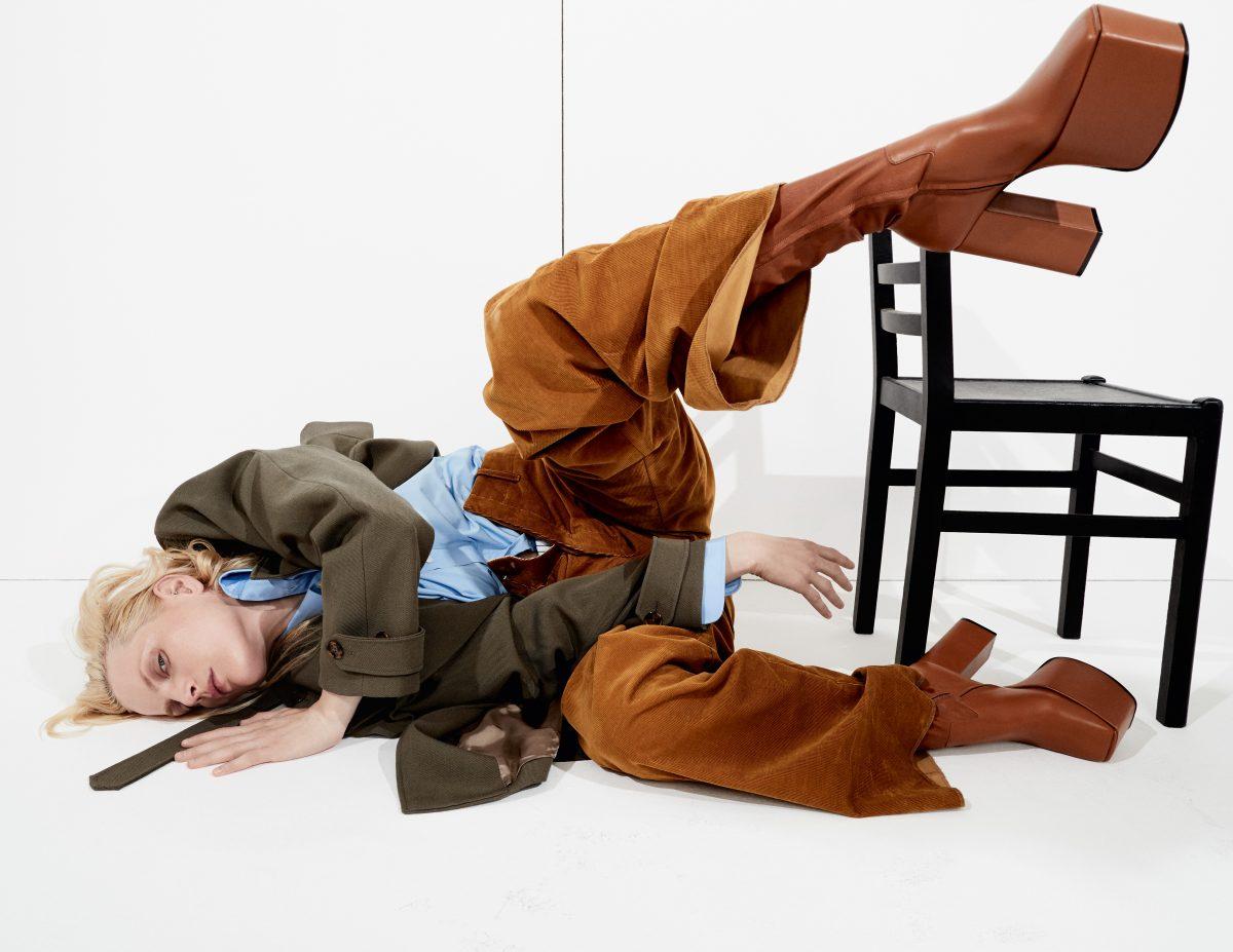 "Numéro October 2016 ""Pantomime"" | Alessio Bolzoni | Kemon | Numéro | Andrea Tenerani | Numerique Retouch Photo Retouching Studio"