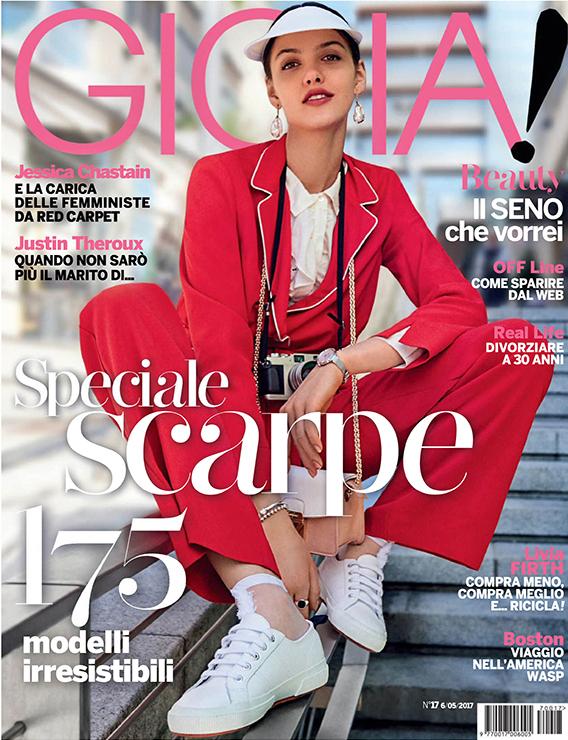 Gioia! May 2017 | Federico Sorrentino | Dior | Gioia | Rossana Passalacqua | Numerique Retouch Photo Retouching Studio