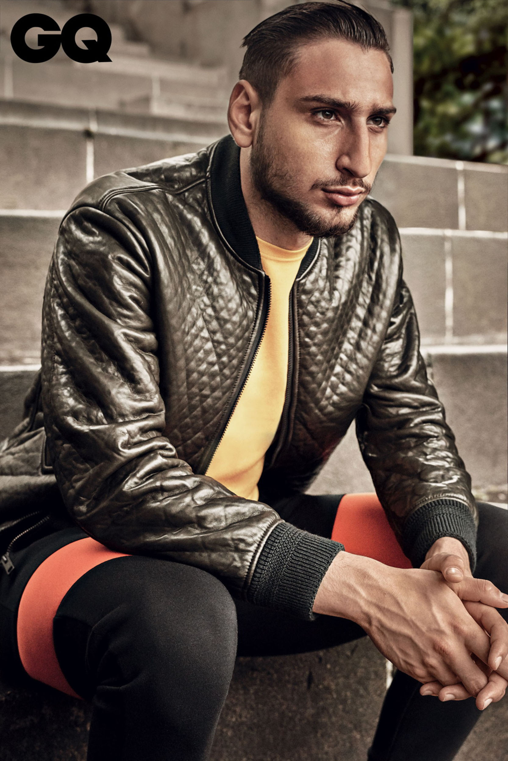 "GQ Italia Jun/Jul 2017 ""Gianluigi Donnarumma"" 
