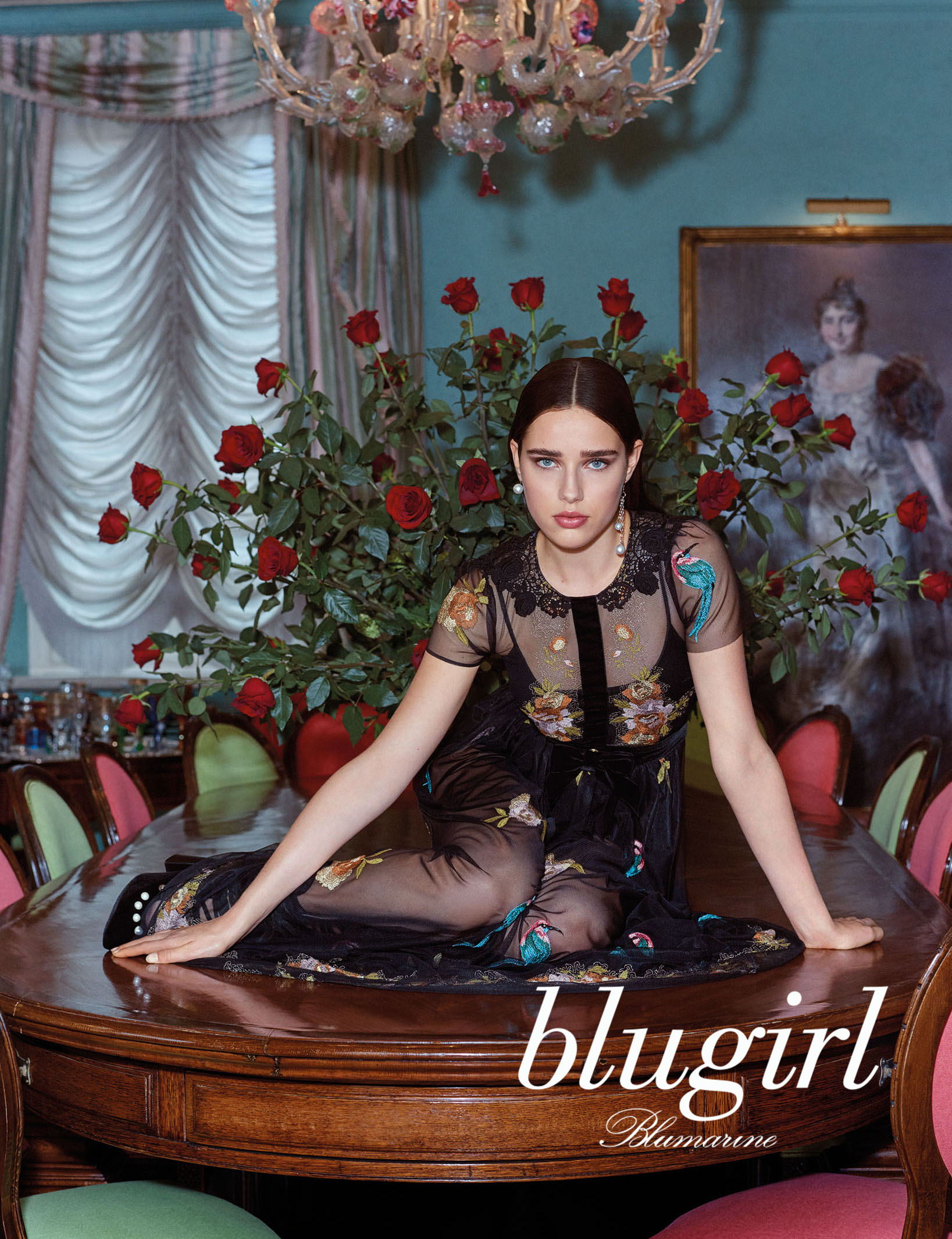 Blugirl ADV FW 17/18 | Michelangelo di Battista | Blugirl | Numerique Retouch Photo Retouching Studio