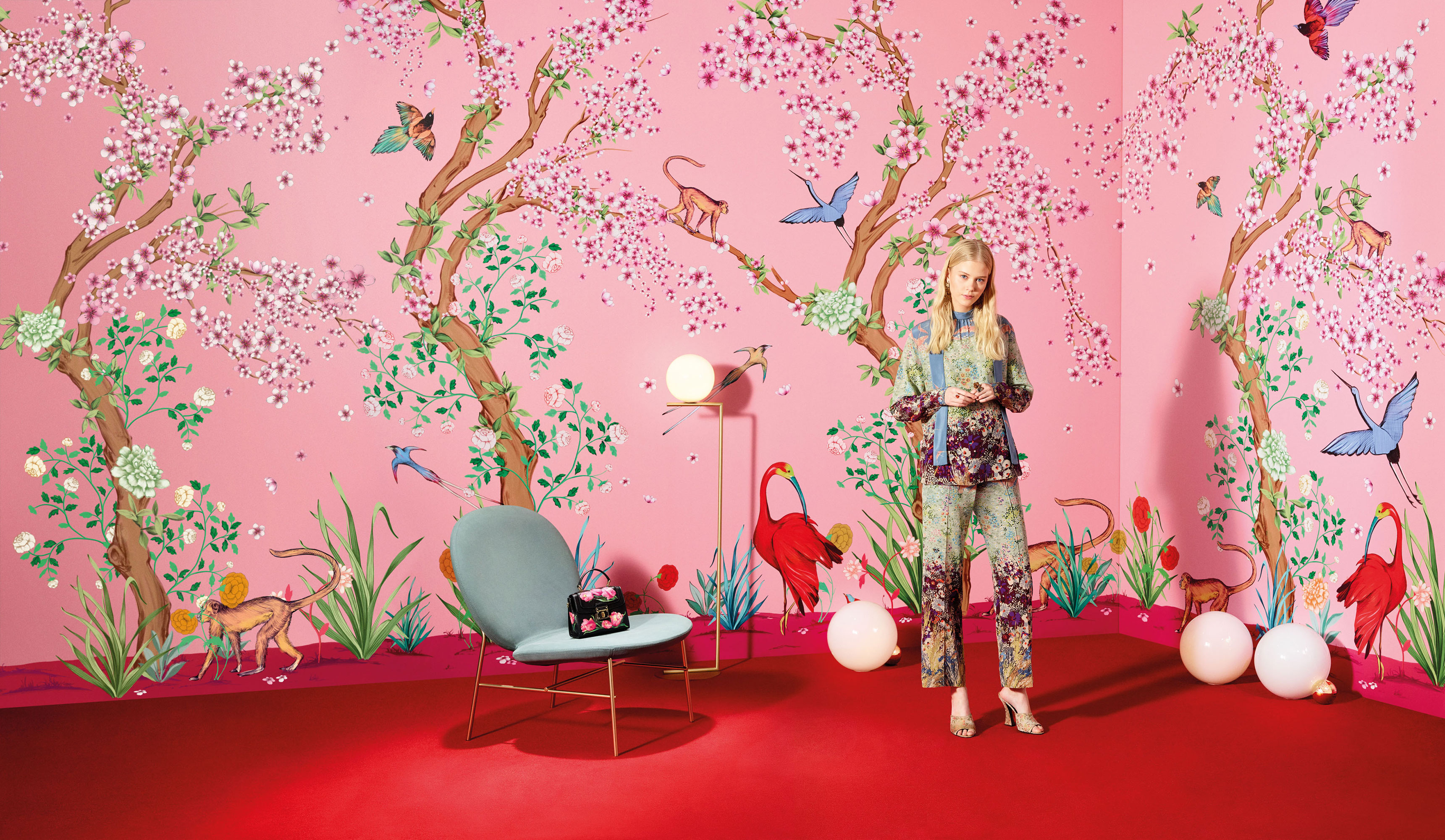 Yoox Japan 2017 ADV | Matteo Gastel | Yoox | Gioia | Camilla Rolla | Numerique Retouch Photo Retouching Studio
