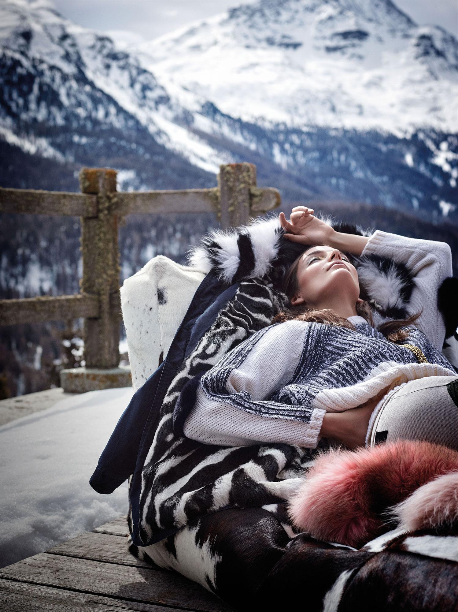 Mr & Mrs FW 2017/2018 – Look Book | Matteo Gastel | Mr & Mrs | Gioia | Raffaella Campeggi | Numerique Retouch Photo Retouching Studio