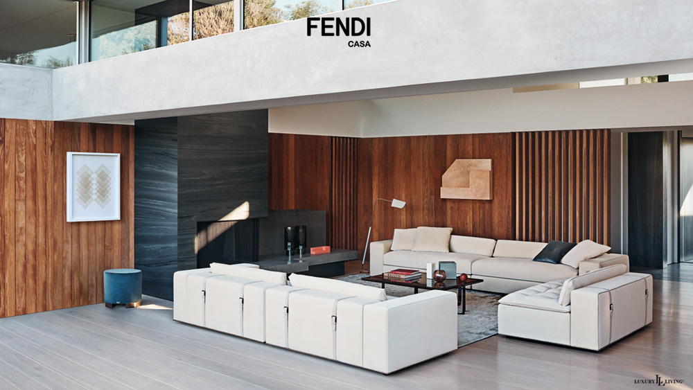 Fendi Casa AD'18 | Andrea Ferrari | Fendi Casa | Numerique Retouch Photo Retouching Studio