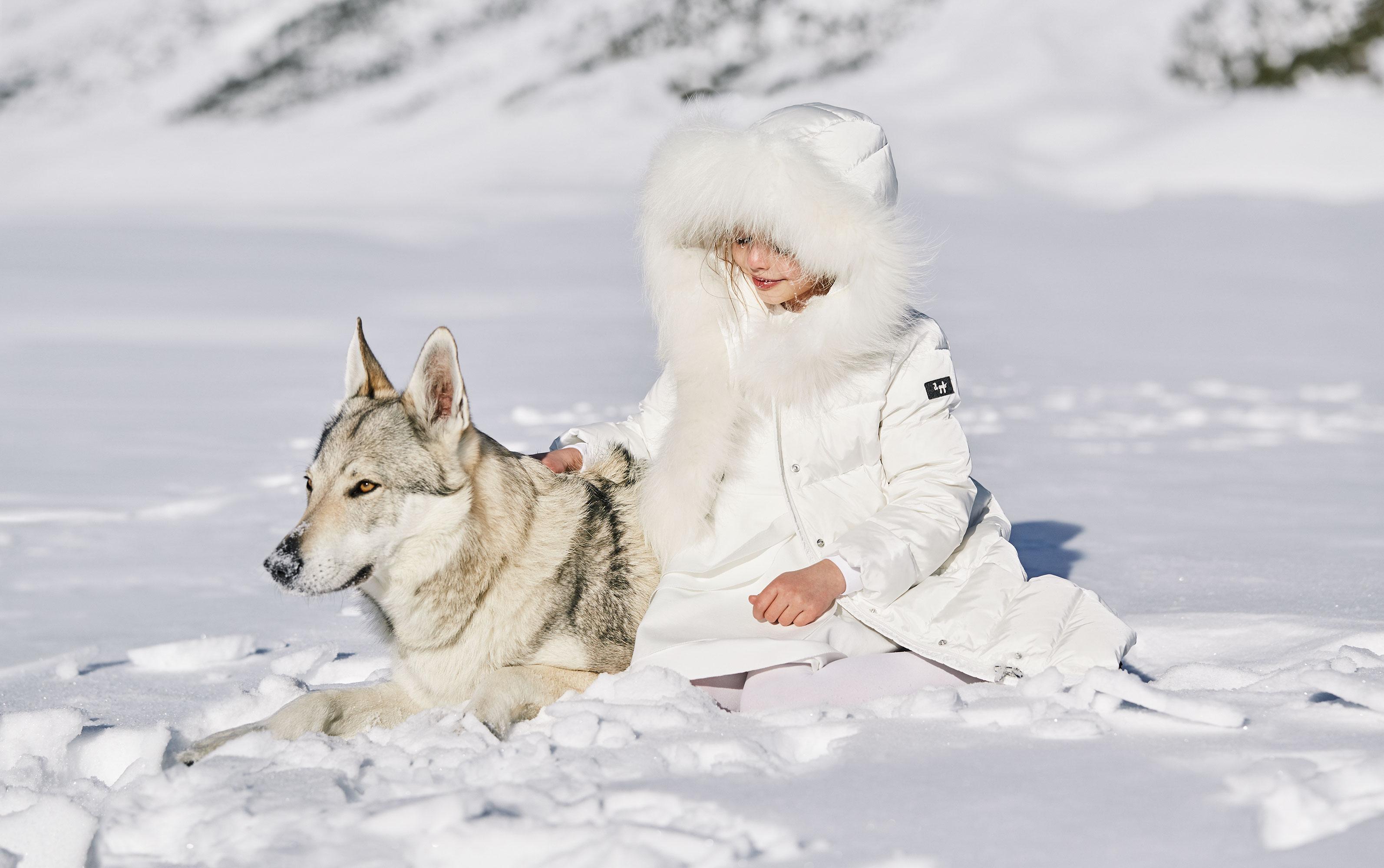 Il Gufo Arctic Wonderland FW 2018 | Serge Guerand | Il Gufo | Numerique Retouch Photo Retouching Studio