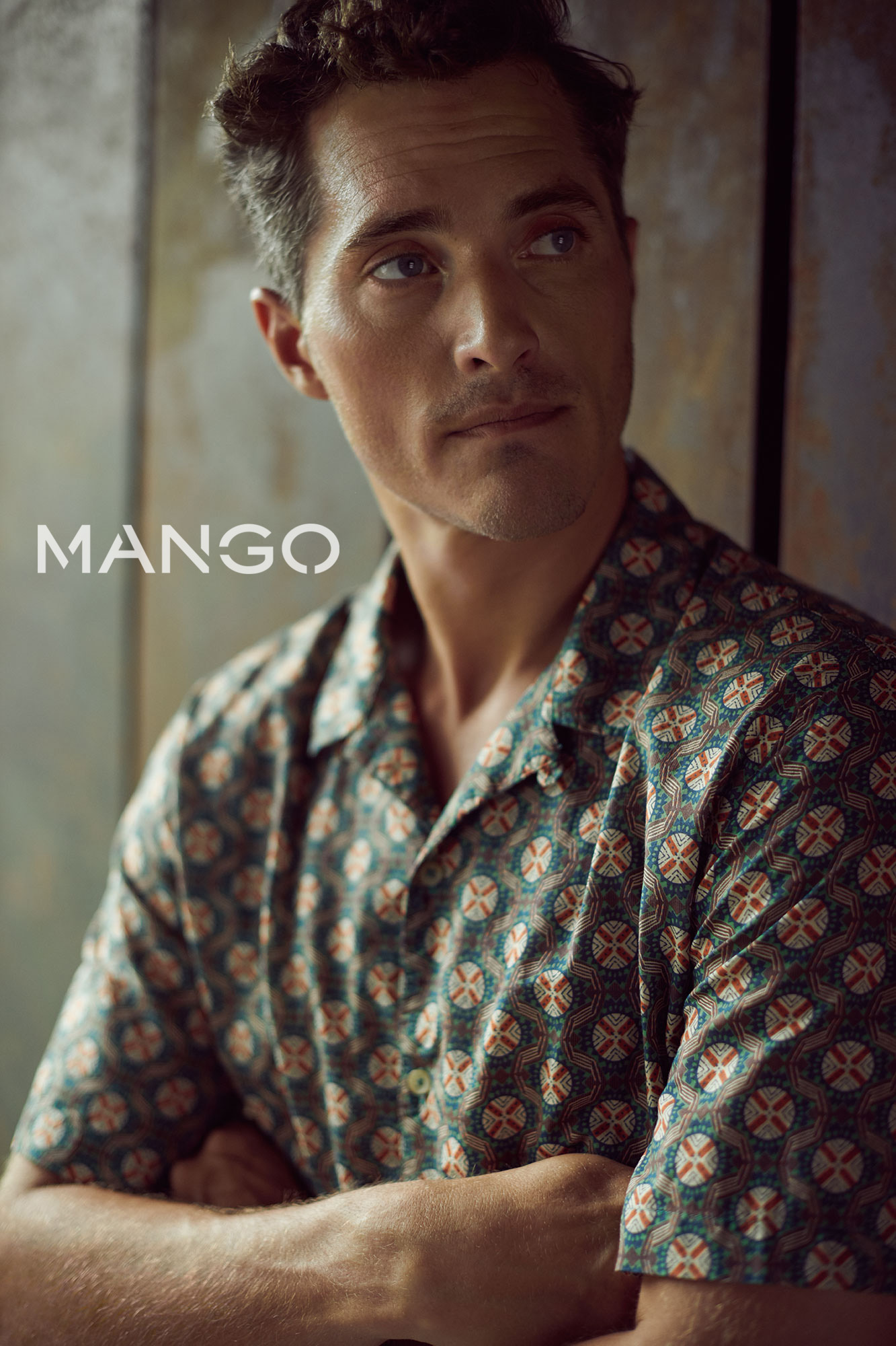 Mango Man 2018 | Piero Martinello | Mango | IO donna | Eva Orbetegli | Numerique Retouch Photo Retouching Studio