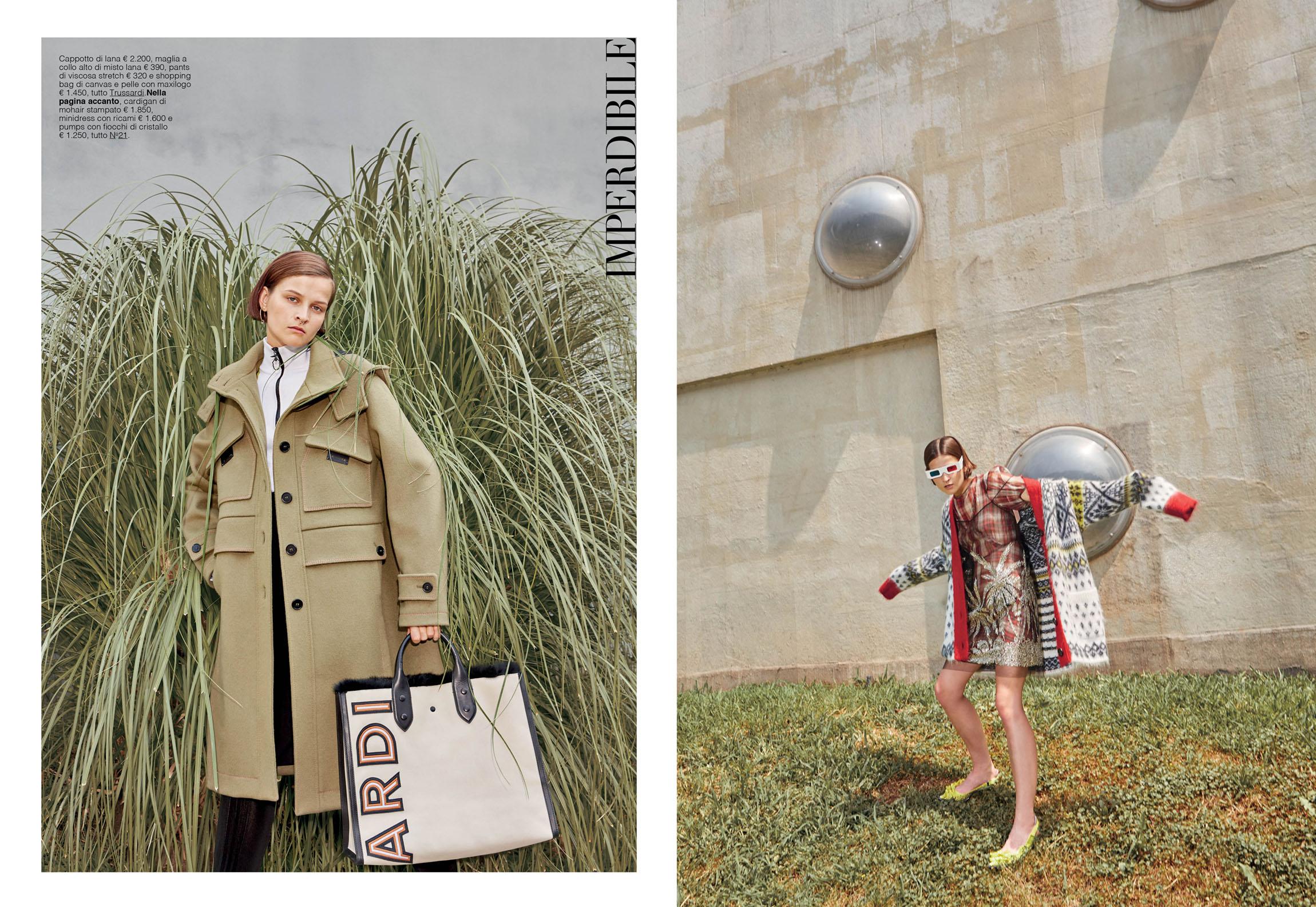 Gioia magazine August 2018 | Domingo Nardulli | Gioia | Maria Giulia Riva | Numerique Retouch Photo Retouching Studio