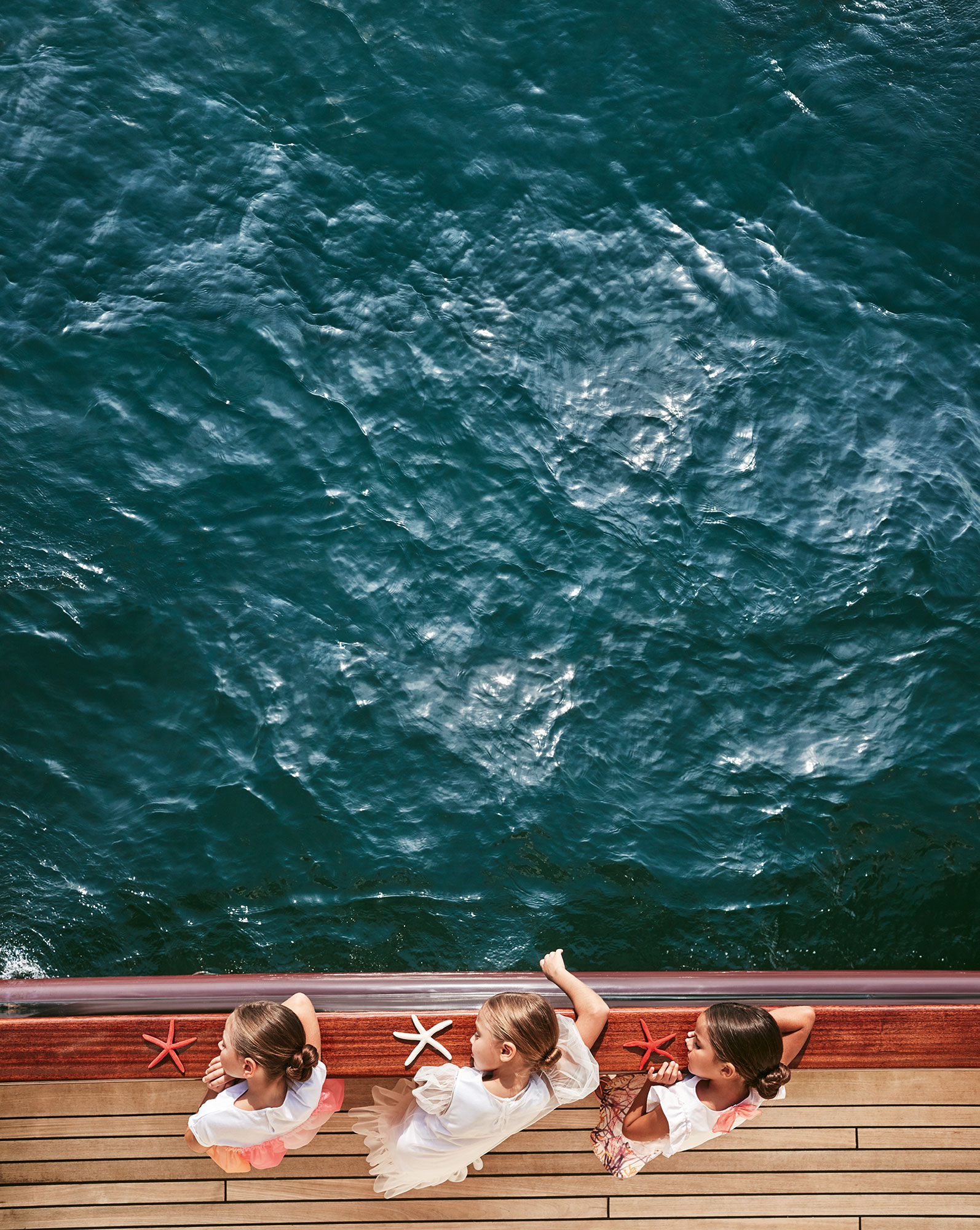 Il Gufo Spring Summer 2019 | Serge Guerand | Il Gufo | Vanity Fair Italia | Sarah Grittini | Numerique Retouch Photo Retouching Studio