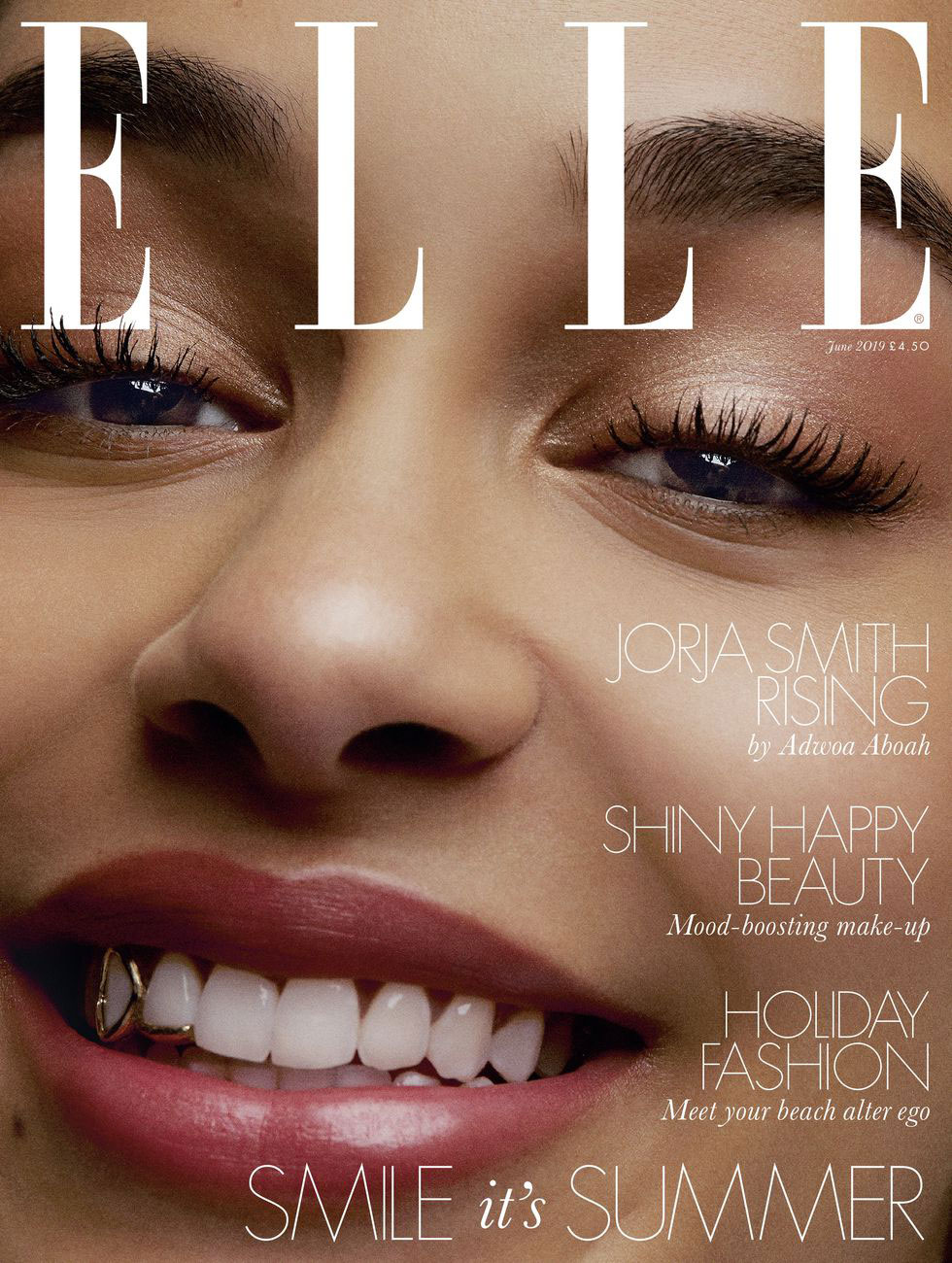 Jorja Smith X ELLE UK May 2019 | Numerique Retouch Photo Retouching Studio
