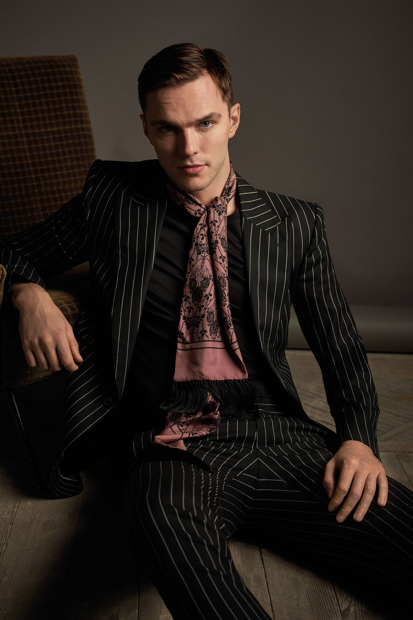GQ Italia x Nicholas Hoult April 2019 | Michelangelo di Battista | GQ Italia | Nicolò Andreoni | Numerique Retouch Photo Retouching Studio