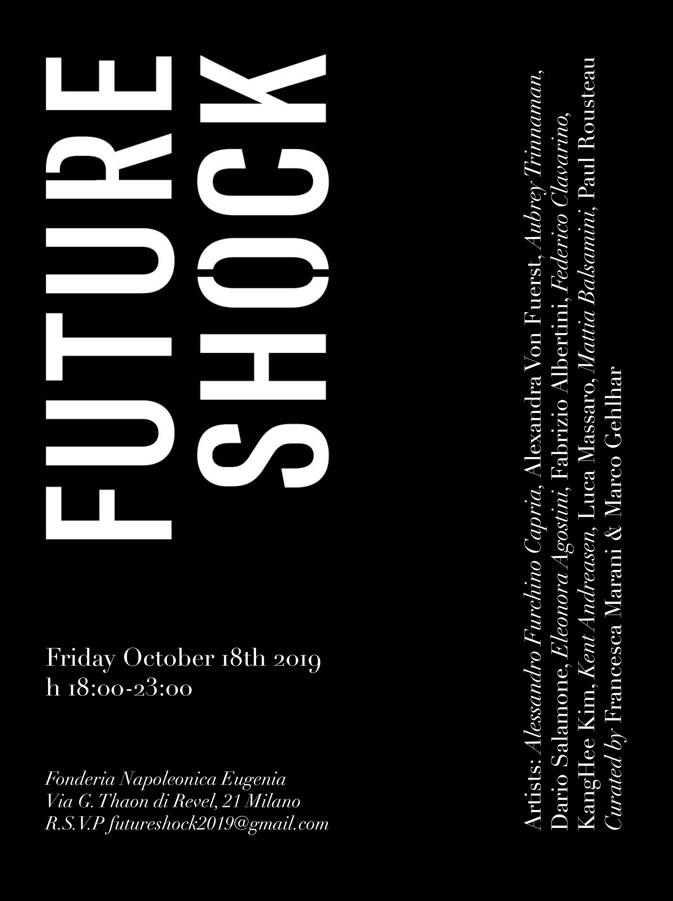 FUTURE SHOCK- a photography exhibition by Numerique | Numerique Retouch Photo Retouching Studio